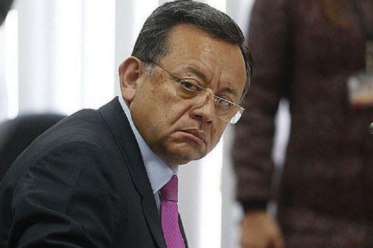Comisión Permanente aprueba acusación constitucional contra Edgar Alarcón