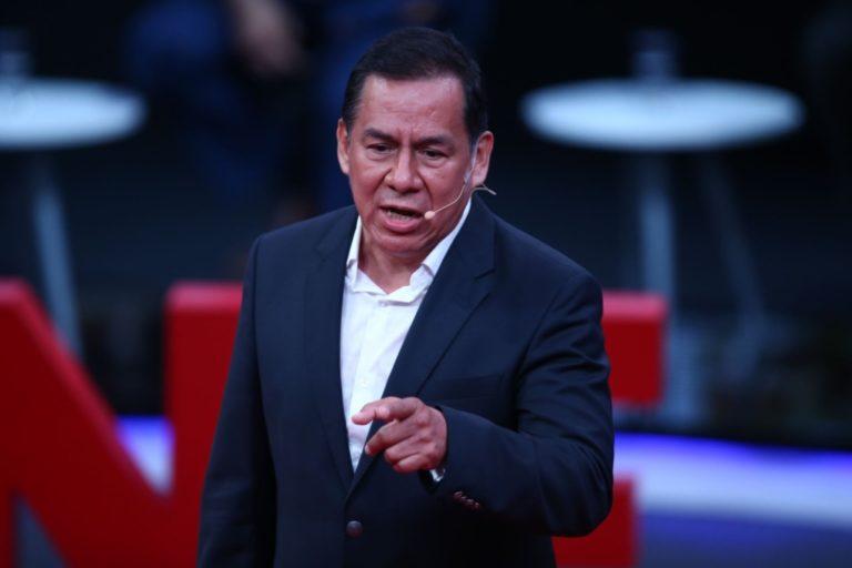 José Vega de UPP dice que «comparte indignación» por protestas