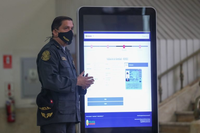 Mininter presentó el nuevo servicio de emisión de copia digital de denuncia policial