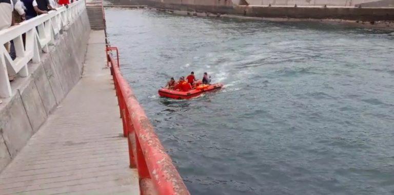 Falsa alarma de ahogamiento ocasiona despliegue innecesario de bomberos