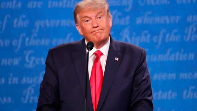 Donald Trump: «Estas elecciones están lejos de haber terminado»