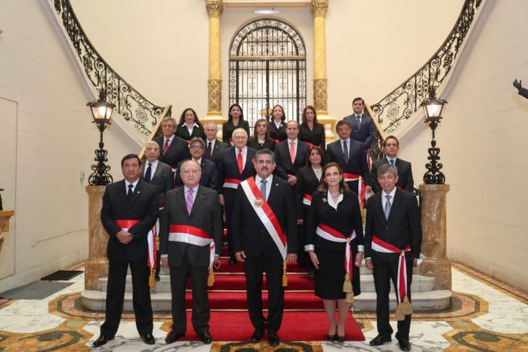 Ejecutivo ratifica convocatoria a Elecciones Generales para el 11 de abril de 2021
