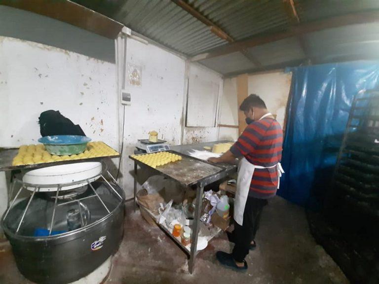 Panaderías de Punta de Bombón incumplen medidas de salubridad