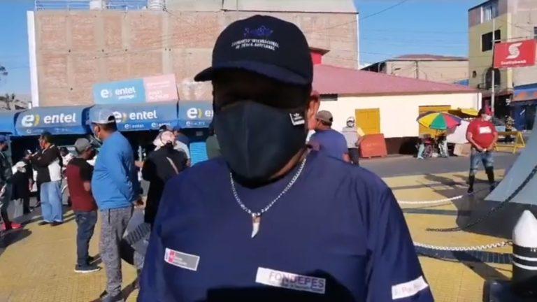 SUPABCPI en contra de cambio de Cesar Quispe en PRODUCE