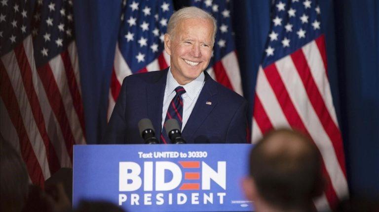 Joe Biden gana las presidenciales en EE.UU.