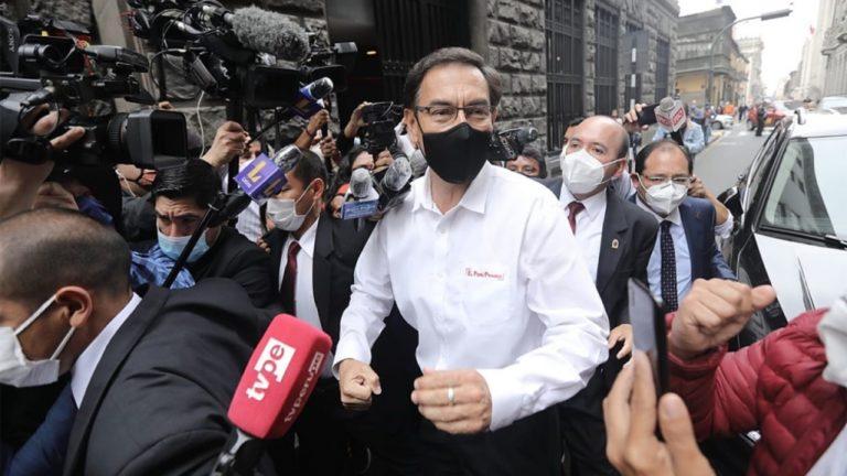 """""""El señor Flores-Aráoz es como volver al pasado, a la política tradicional"""""""