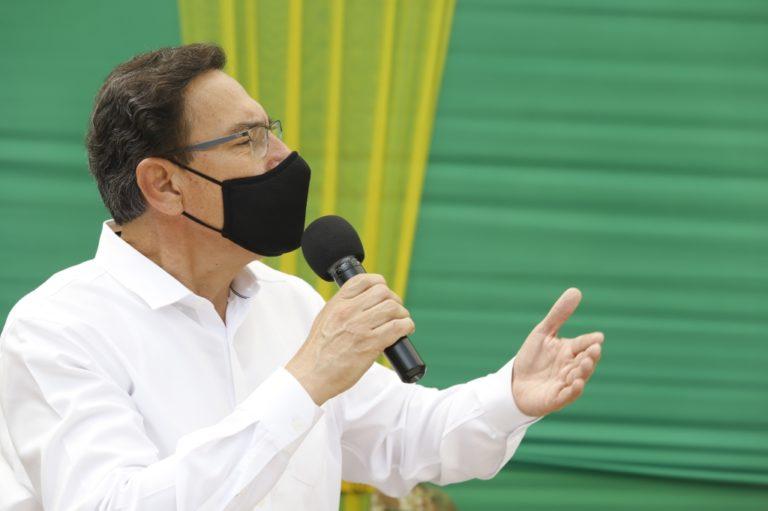 Piden 12 meses de impedimento de salida del país para Martín Vizcarra