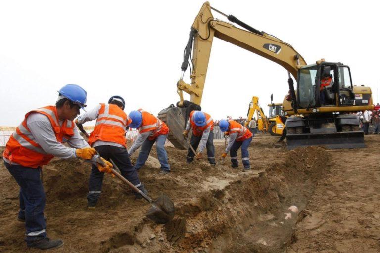 AAQ impulsa ejecución de 30 obras priorizadas por municipios y Gobierno Regional de Moquegua