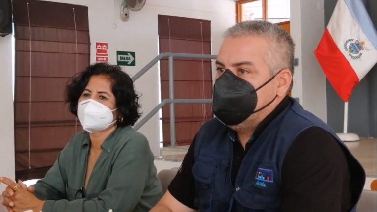 Alcalde de Pacocha denuncia maltratos por parte del municipio de Ilo