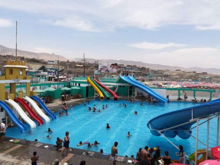 Aún no está permitido el uso de piscinas recreativas al público
