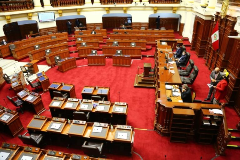 Congreso derogó la ley de promoción agraria