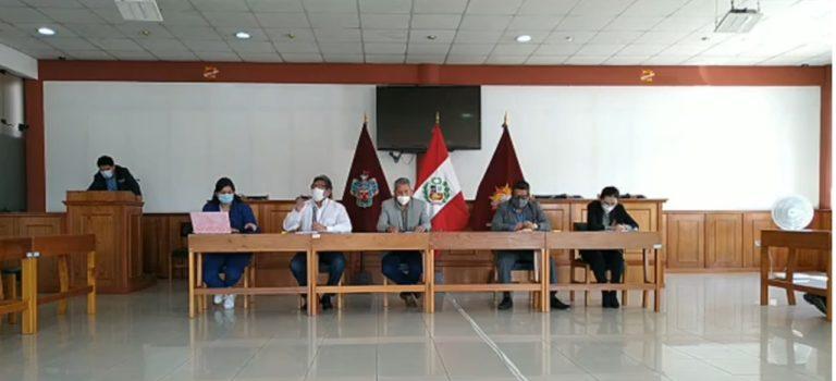 """Gobierno Regional de Arequipa: """"sentencia es ilegal e inconstitucional"""""""