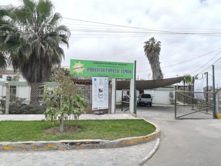 Autoridades de Islay insisten en reunión con Cáceres Llica para reactivación del PET