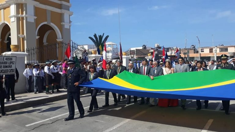 Municipio de Punta de Bombón difunde programa de aniversario