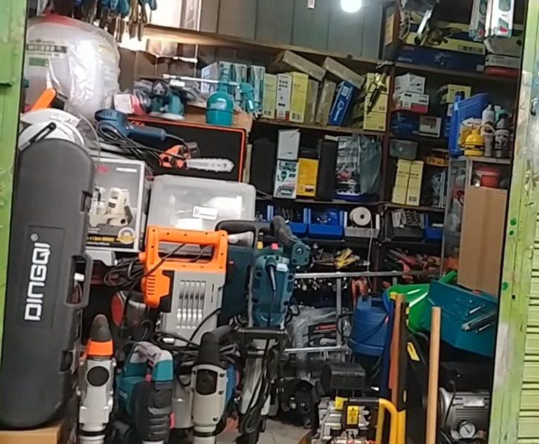 """Hurtan equipos eléctricos de tienda de las Galerías """"Victoria"""""""