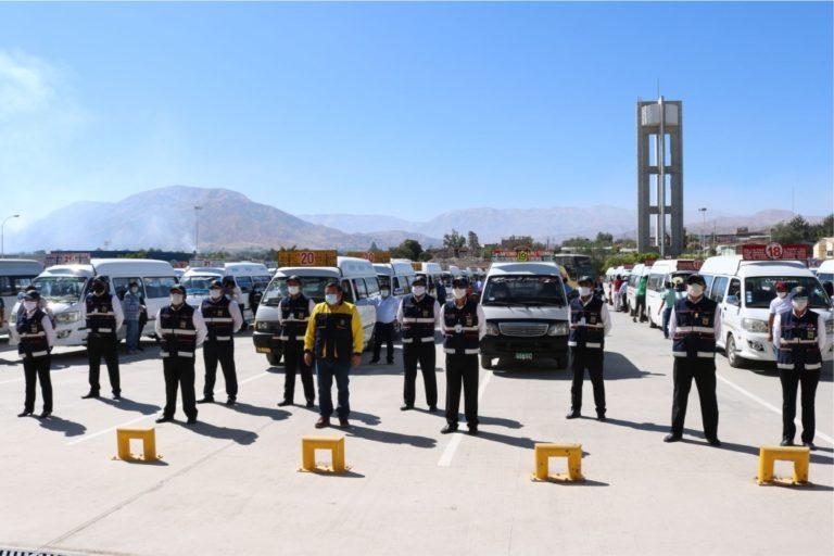 Convocatoria para contratación de 06 inspectores de transporte