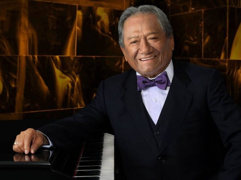 Falleció el cantautor Armando Manzanero víctima de la covid-19