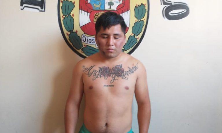 Dictan prisión preventiva para uno de los involucrados en asalto a ferretería