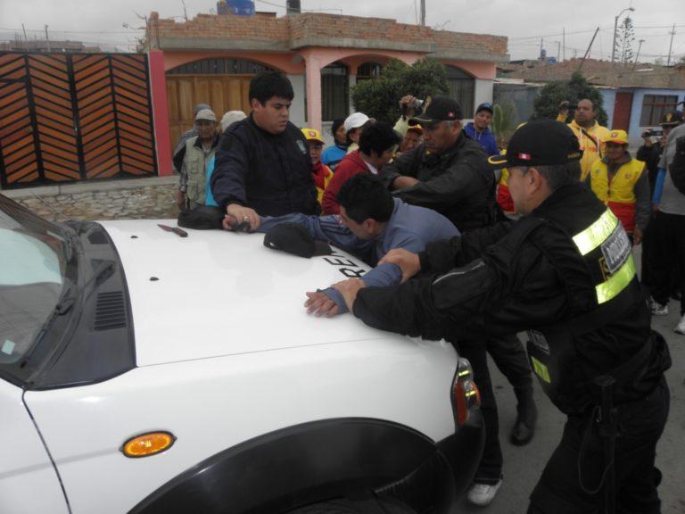 Policía reforzará patrullaje preventivo contra la delincuencia