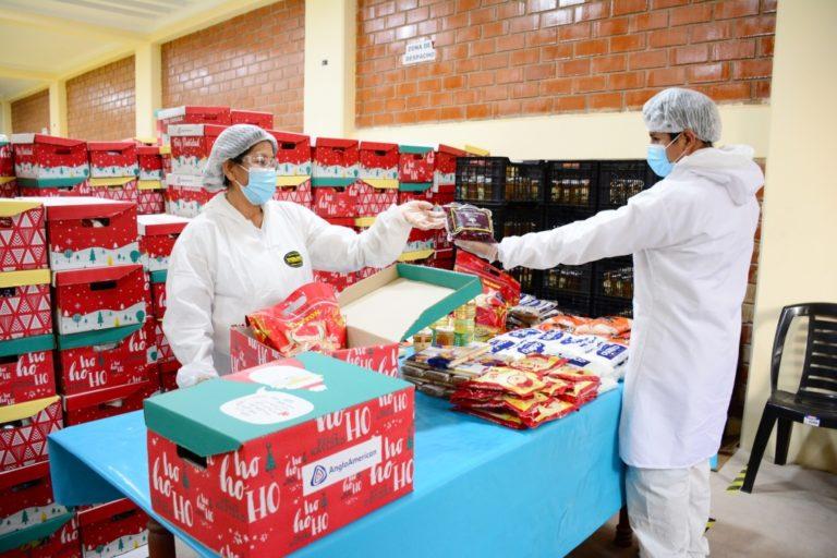 Comerciantes moqueguanos constituyen empresas y se convierten en proveedores de Quellaveco
