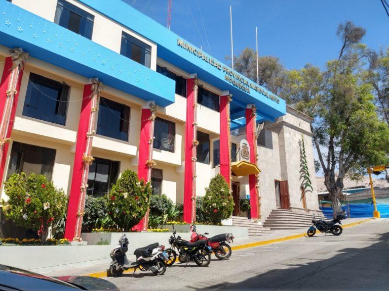 Municipalidad de Mariscal Nieto logra compromiso del 98.6% del PIM 2020 por recursos ordinarios