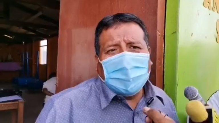 Población de El Algarrobal se declara en pie de lucha