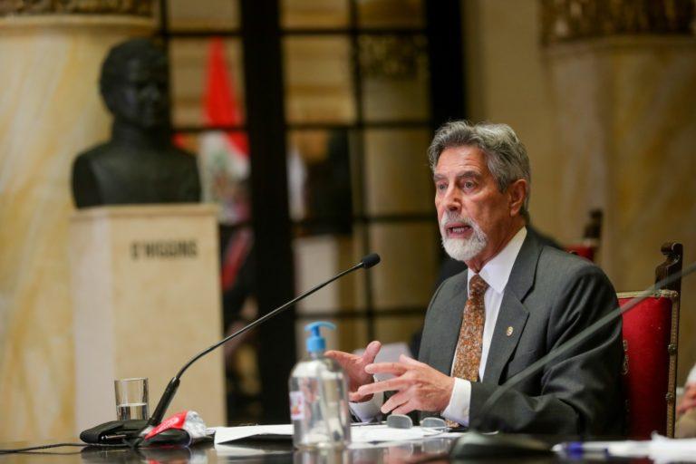 Despacho presidencial descarta que el Jefe de Estado haya sido vacunado irregularmente