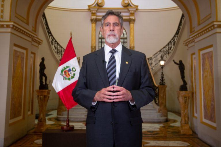 Perú suspende ingreso de vuelos de Europa durante dos semanas