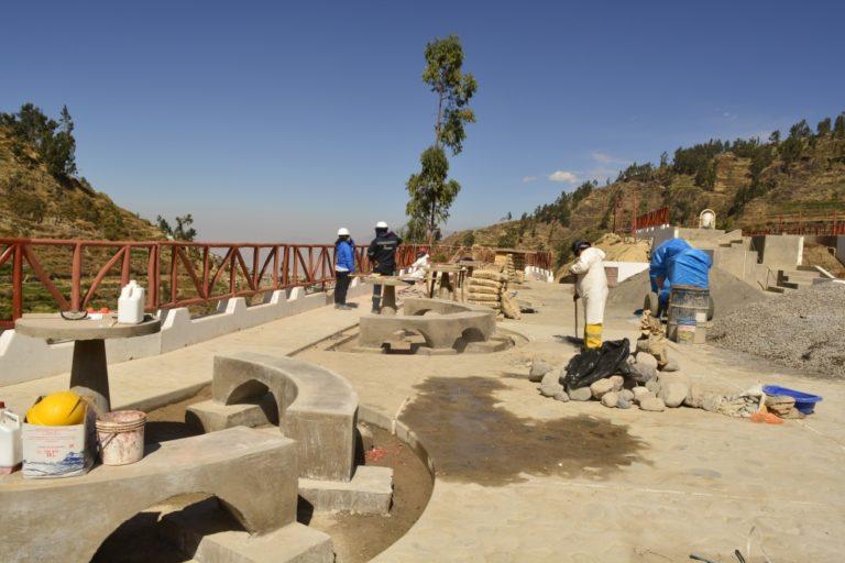 Gobierno Regional Moquegua fortalece turismo en el distrito de Cuchumbaya