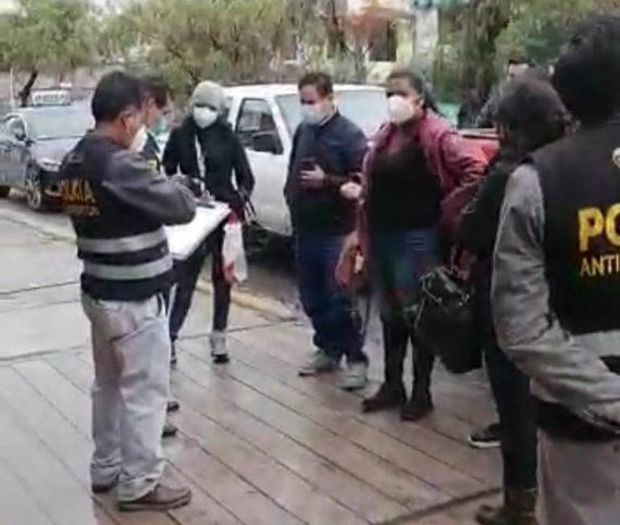 Intervienen a ocho trabajadores municipales por hacer uso indebido de vehículos de serenazgo
