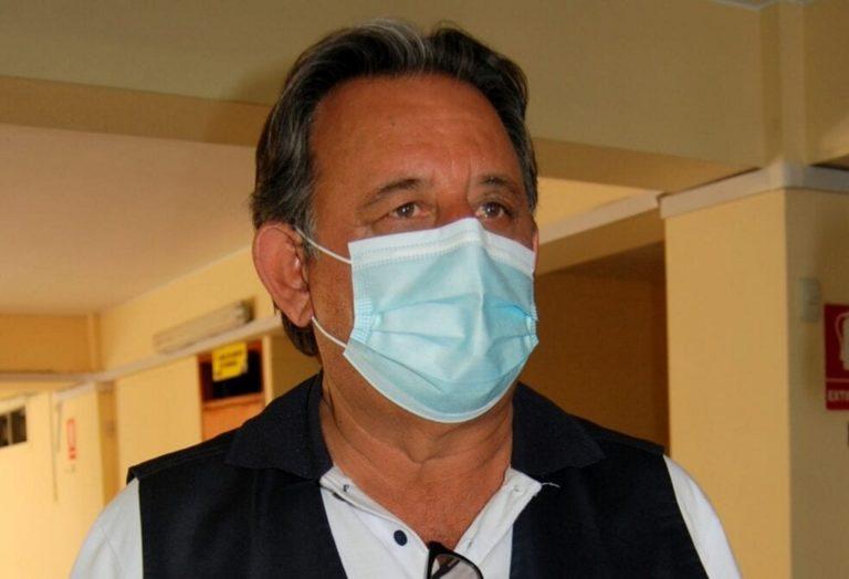 Para Dr. Jorge Luis Monroy, la segunda ola ya está en Moquegua