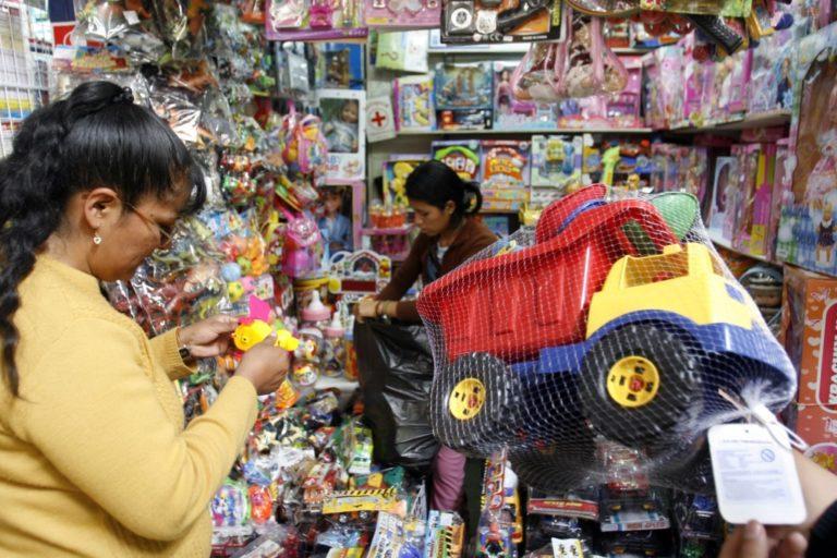 Emiten recomendaciones para comprar juguetes saludables