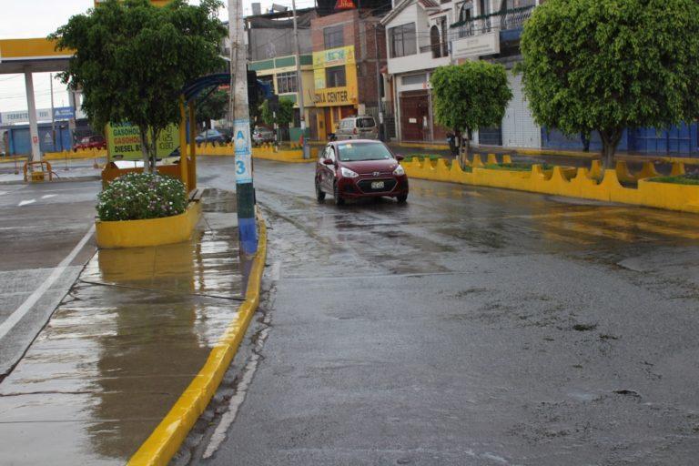 Lluvias moderadas se intensificarán en la parte altoandina de Moquegua