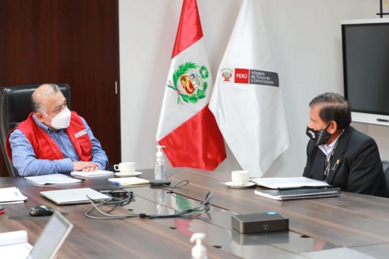 MTC toma acciones legales para asegurar la continuidad de la carretera Moquegua–Omate–Arequipa