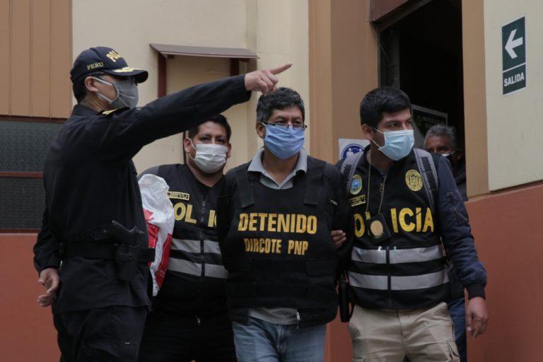 PNP capturó a 72 presuntos integrantes Sendero Luminoso