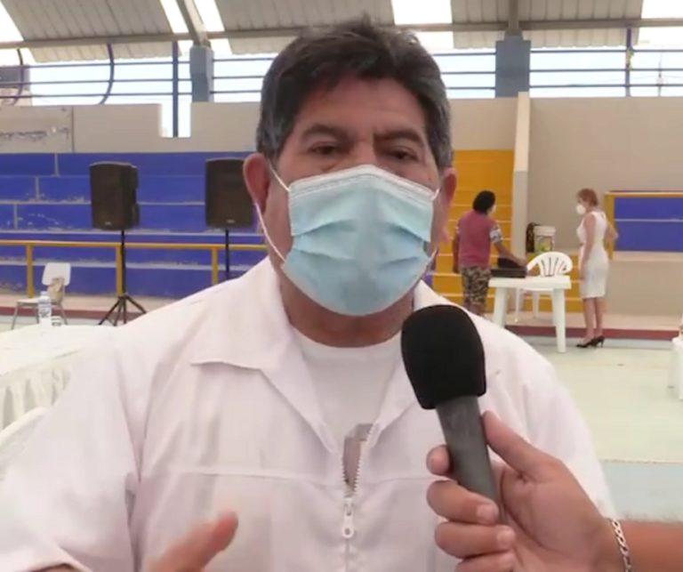 """Jefe del comando Covid: """"Las playas no son riesgo para difundir el virus"""""""