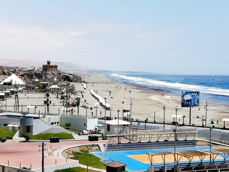 Inician proceso de subasta pública para arrendamiento de lotes en playas de Mollendo