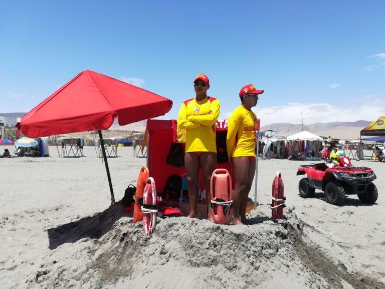 No se destinará personal de salvataje para las playas de la región