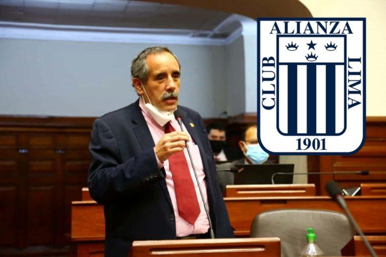 Congresista Ricardo Burga plantea «invocar» a la FPF que se elimine el descenso por la pandemia