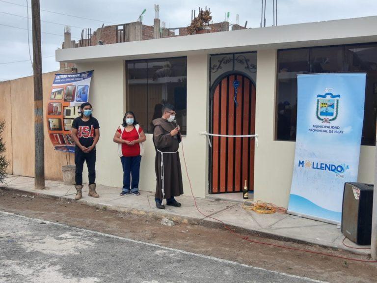 Municipalidad Provincial de Islay viene ejecutando 16 módulos de vivienda de Techo Propio