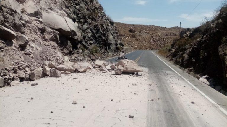 Hoy: Fuerte sismo de 5.5 remeció región Arequipa