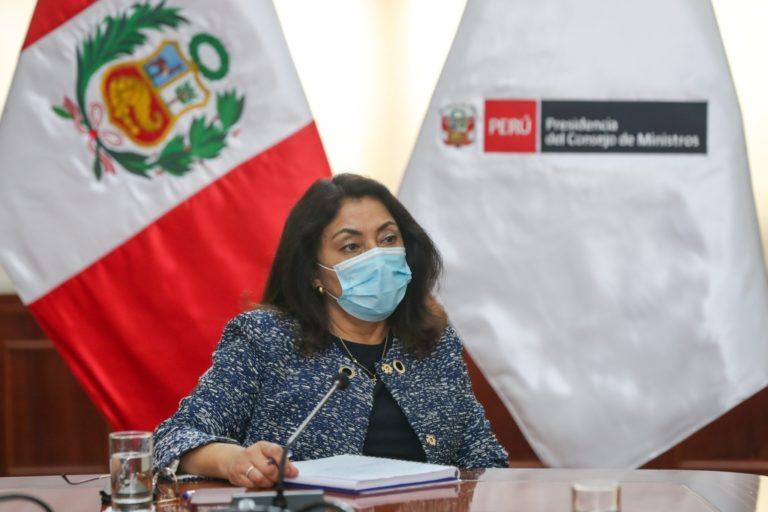 Gobierno está en negociaciones intensas para adquisición de vacuna contra covid-19