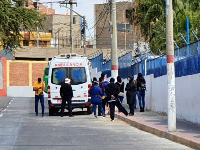 Ilo: 11 pacientes con síntomas de covid-19 murieron en los tres primeros días de enero