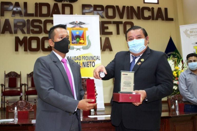 Premio Sello Municipal es gracias al trabajo conjunto, sostiene alcalde Abraham Cadenas