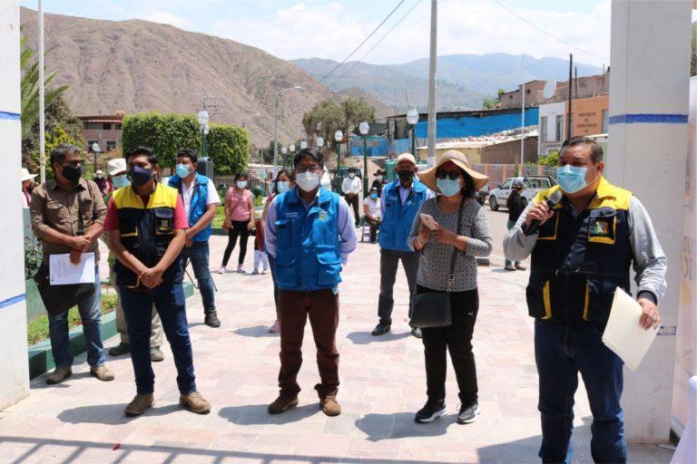 Anuncian mejoramiento vial en la calle antigua de Yacango