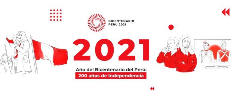 Poder Ejecutivo oficializa el 2021 como el «Año del Bicentenario del Perú: 200 años de Independencia»