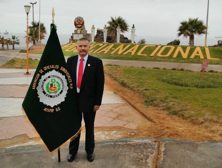 Capitán PNP (r) Armando Vélez es el nuevo jefe de Seguridad Ciudadana