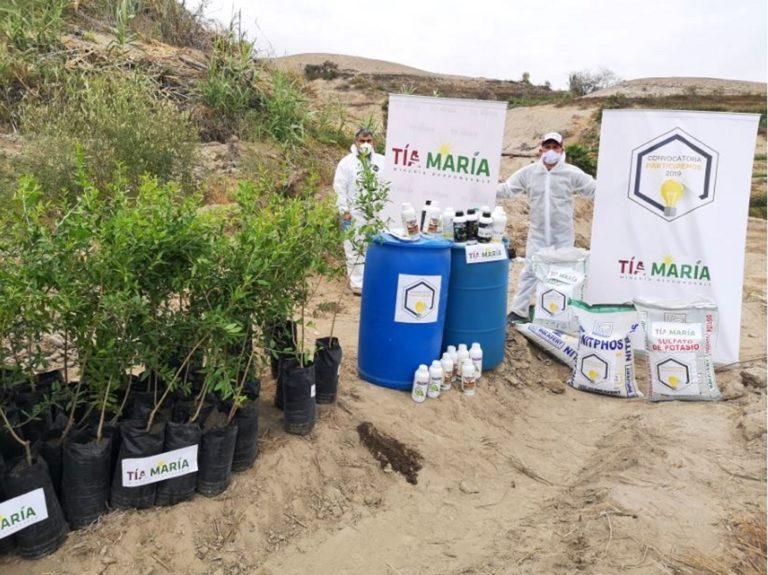 Deán Valdivia: Impulsan cultivos de granada, pitahaya y mandarina para agro exportación