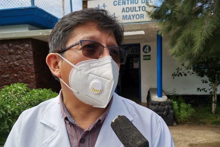 Baja incidencia de pacientes hospitalizados en EsSalud Ilo