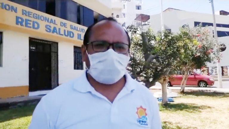 Jefe de la Red de Salud Ilo reitera no hacer visitas a hogares